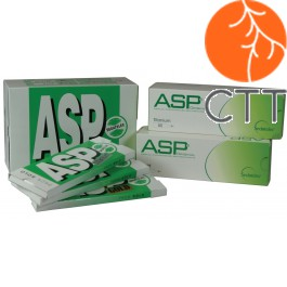 ASP TEST PACK STEEL/TITANIUM/GOLD 8 pcs