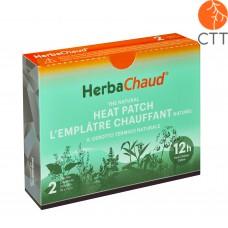 HerbaChaud Box pour revendeur thérapeute avec 43 emplâtres chauffants