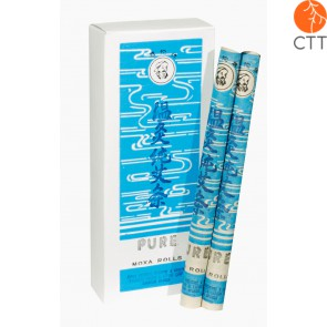 Cigares de moxa  Pure, diamm. 1.5cm x 21cm, 10 cigars par box