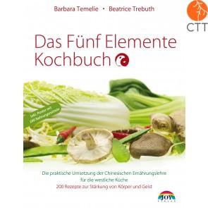 Livre - diétique selon les 5 éléments 223 pages en allemand