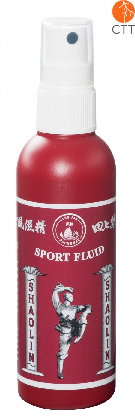 Shaolin Sportfluid Spray, 100ml