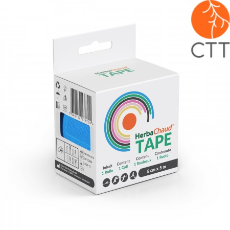 HerbaChaud Tape in 7 colours 5cm x 5m, MiGel 34.40.03.02.1