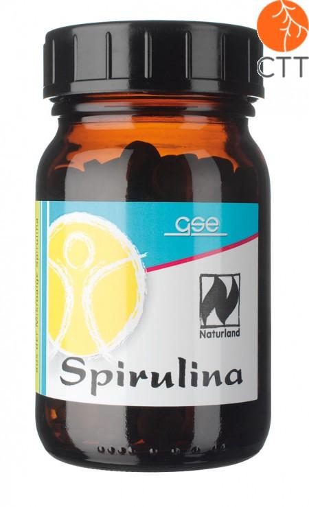 NATURAL Spirulina for vegan, 550 pills each 500mg