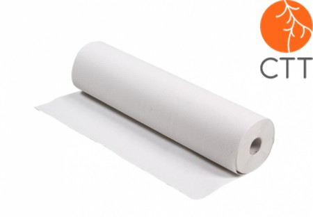 hygenique paper rolls for massage bed, 9 rolls, 2-layer, white soft