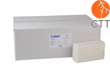 hand tissue, 2 leaves, white, 3750 pcs/box