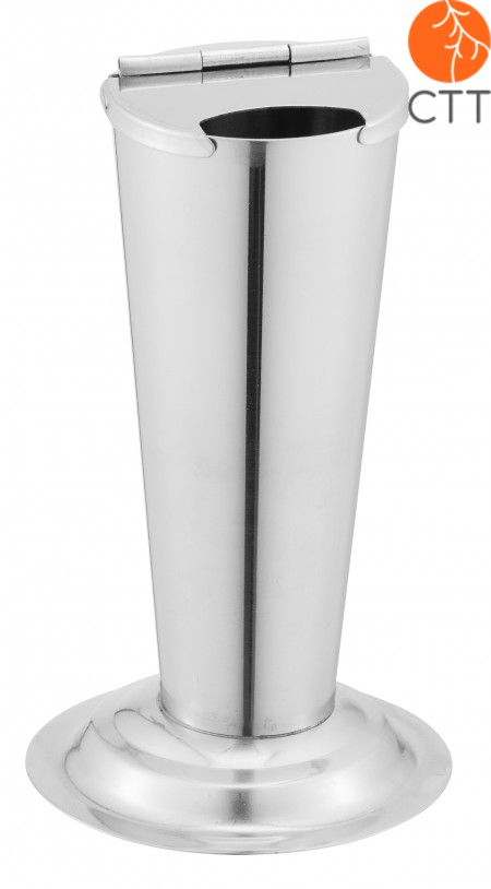 Stainless Steel stand zylinder, Forceps container