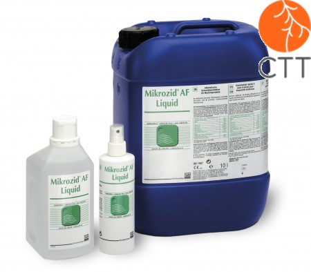 MIKROZID desinfection of medical devices, 10 Liters
