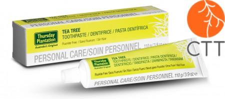 Thursday Plantation Toothpaste, 110G Pure Original Australian