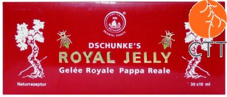 Dschunke's Royal Jelly Standard, 30 drink doses