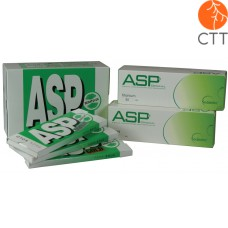 TEST SET ASP Ear needle with 8 pcs with gold, steel and titanium heads