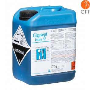 Gigasept Instrument AF Desinfection - 5 Liters can