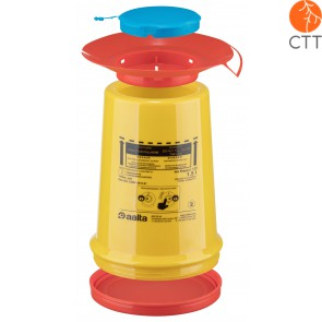 PROTECTION sharps/needle container box 5000 ml