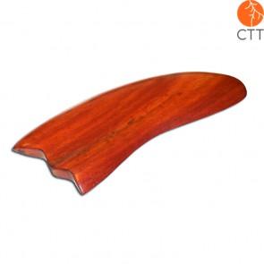 Massagetool Shaper made from hard wood