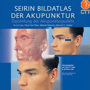 Book - SEIRIN Bildatlas Akupunktur - German