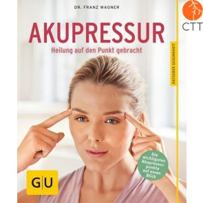 Book Acupressure - Healing brought to the point, Dr. Franz Wagner, 127 p. ONLY I