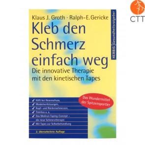 Book - Kleb den Schmerz einfach weg - German