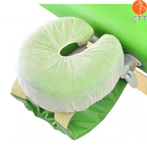 soft hygenique protection for massage bed, round, 100 pcs / box