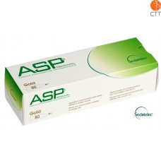 ASP  GOLD ear press needle Sédatelec 80pcs./Box gilds