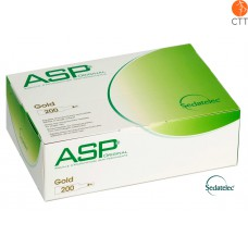 ASP GOLD permanent ear needle 200pcs./box with magnet