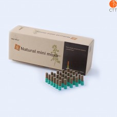 MERIDIUS Natural Mini Moxa Sticker, 180pcs