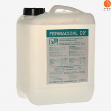 FERMACIDAL alcoholfree desinfectant for surfaces and objects, 10 lt